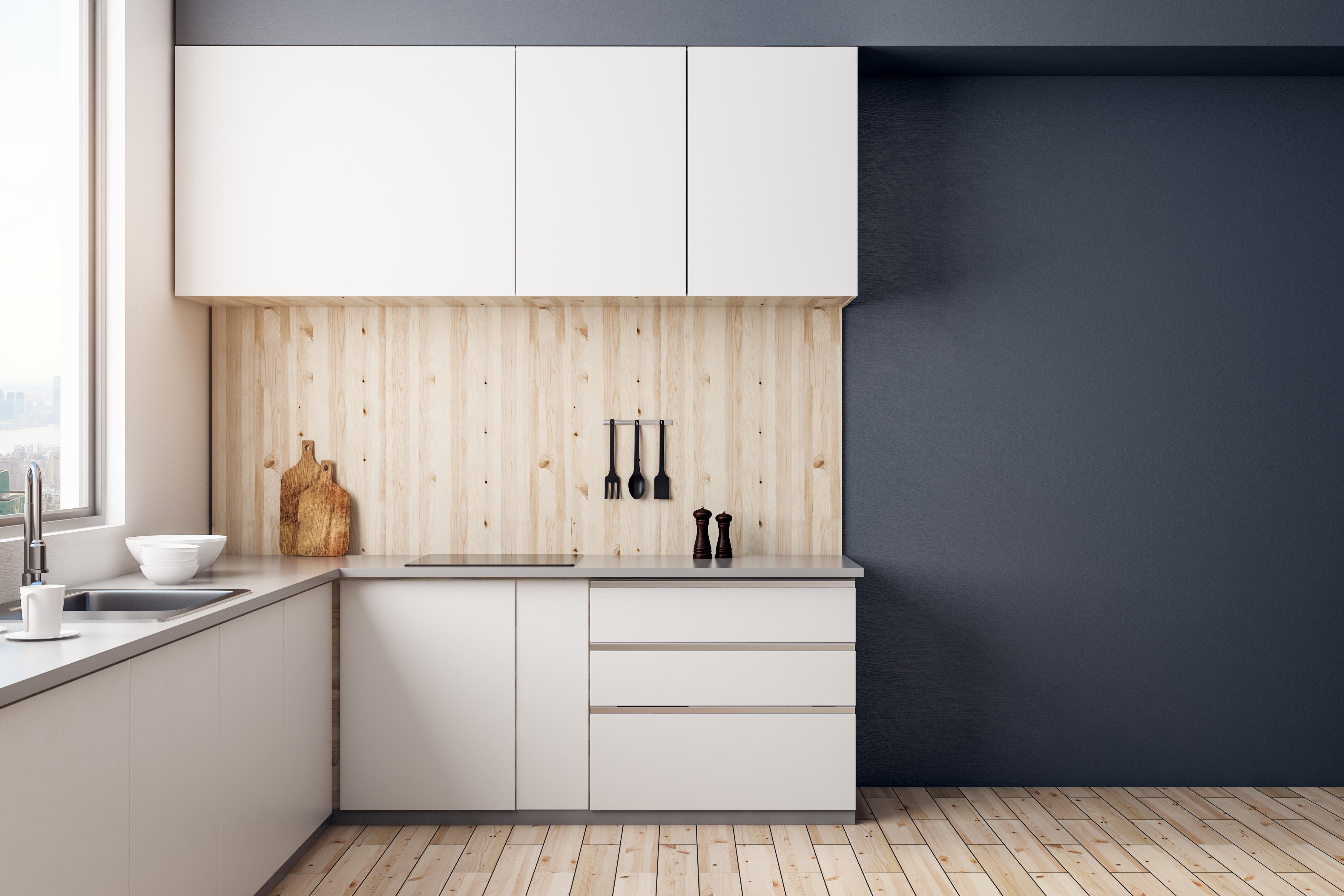 3 pomysły na salon z kuchnią