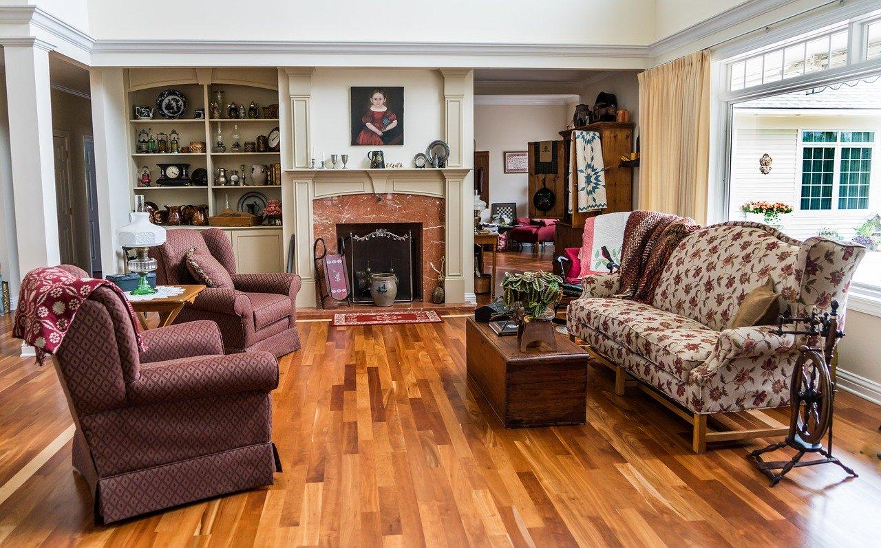 Jakie korzyści przyniosą Ci podłogi drewniane we wnętrzach Twojego domu?